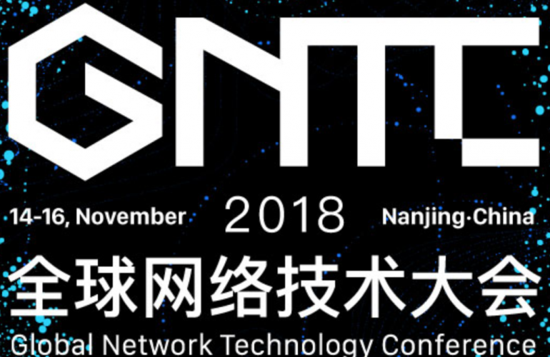 5G-DRIVE speaking at the Global Networking Technology Conference (GNTC) 2018
