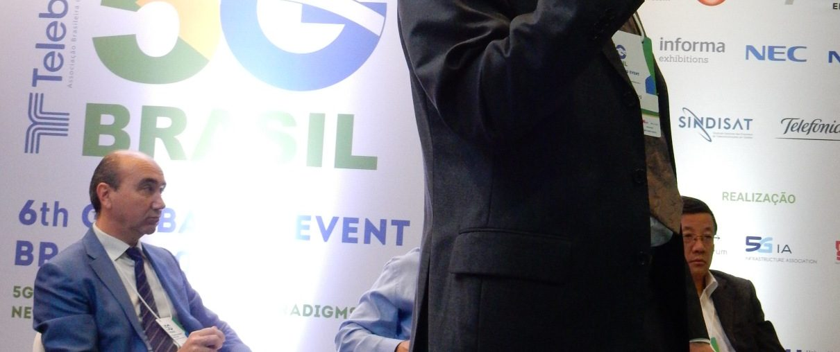 5G-DRIVE at the 6th Global 5G Event in Brazil
