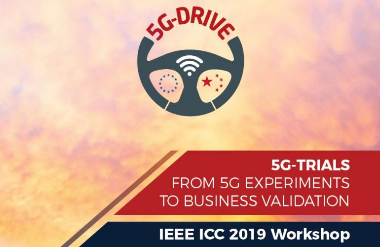 5G-DRIVE successfully held its 5G trials workshop