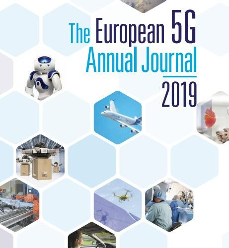 Read about 5G-DRIVE in the European 5G Annual Journal (2019)