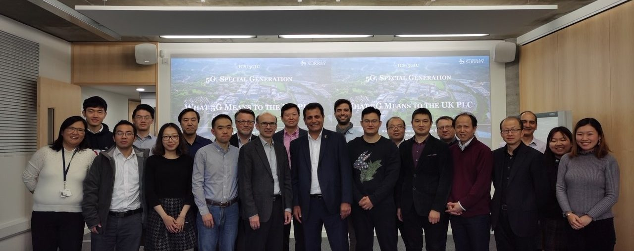 5G-DRIVE Hosted Joint Meeting with Chinese Twin Project
